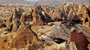 2-Day Cappadocia Tour by Bus