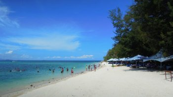 Full-Day Diving at Tunku Abdul Rahman Marine Park