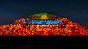 Teotihuacan Tour with Light & Sound Show