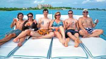 Private Catamaran Adventure