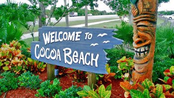 Roundtrip Shuttle to & from Cocoa Beach