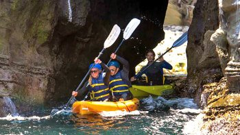 90-Minute Sea Cave Kayak Excursion