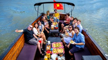 Saigon River Breakfast Cruise