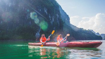 Full-Day Kayak on Sarawak River