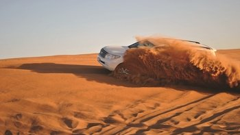 Desert Safari with BBQ Dinner from Dubai Standard