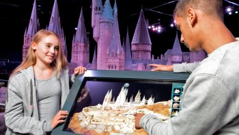 Warner Bros. Studiokierros Lontoossa – The Making of Harry Potter, päiväret...