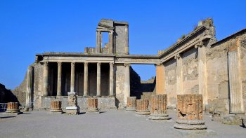 Half-Day Pompeii Tour from the Amalfi Coast