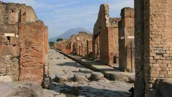 Full Day Pompeii & Villa dei Misteri Tour from the Amalfi Coast