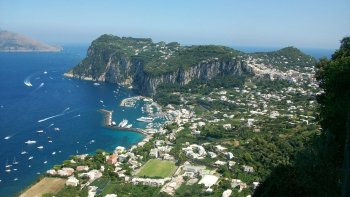 Capri & Anacapri Tour from the Amalfi Coast