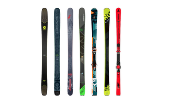 High-Performance Ski Rental Package