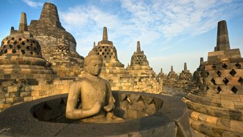 Private Borobudur & Candirejo Tour