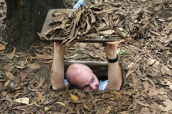 Cu Chi Tunnels: Morning or Afternoon Guided Small-Group Tour