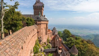 Pearls of Alsace Sightseeing Tour with Wine Tasting