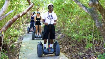 Segway with Blue Lagoon Beach Day & Lunch
