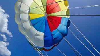 Grace Bay Parasailing Adventure