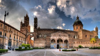 Monreale & Palermo Half-Day Tour with Market Visit