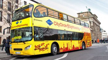 City Hop-On Hop-Off Sightseeing Tour