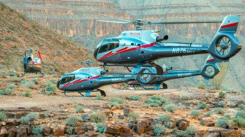 Grand Canyon Adventure Helicopter Tour with Landing