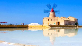 Sicilian Archaeology & Marsala Wine Tour