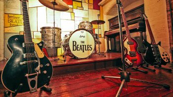 Entrada a The Beatles Story Experience