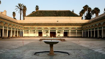Full-Day Marrakesh Tour from Casablanca