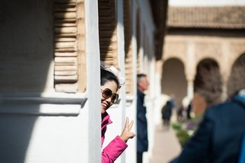 Day Trip to Alhambra