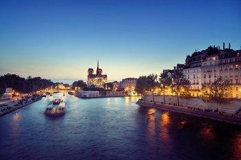 ,Crucero por el Sena,Moulin Rouge,Show