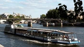 ,Crucero por el Sena,Museo del Louvre,Combinada