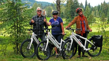 Whistler Valley Electric Bike Tour