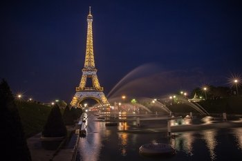 Dinner at the Eiffel Tower, Evening Cruise on the Seine & Moulin Rouge Show