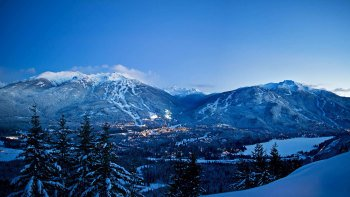 Private Whistler Day Tour