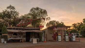2-Day Darwin to Alice Springs Express