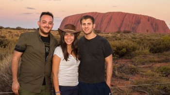5-Day Darwin to Uluru & Alice Springs Camping Trip