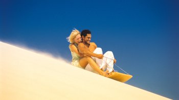 Quad bike Tour with Sandboarding & Kayaking on Kangaroo Island for Couples