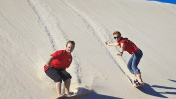 Quad bike Tour with Sandboarding on Kangaroo Island for 2