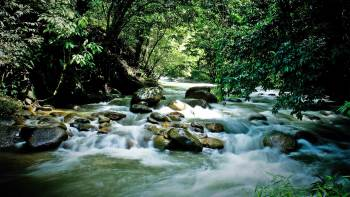 Erawan National Park & Hellfire Pass Memorial Full-Day Tour