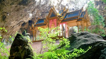 Private Khao Sam Roi Yot National Park Full-Day Excursion