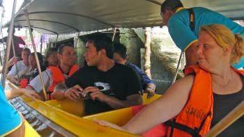 Private Damnoen Saduak & Amphawa Floating Markets Full-Day Tour
