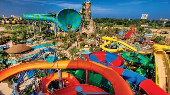 Admission to Vana Nava Hua Hin Water Park with Transfers