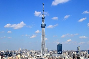 Full-Day Sightseeing Bus Tour in Tokyo with Cruise