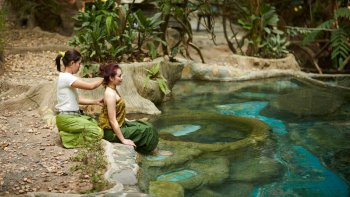 Kinnaree Spa at Wareerak Hot Spring Retreat