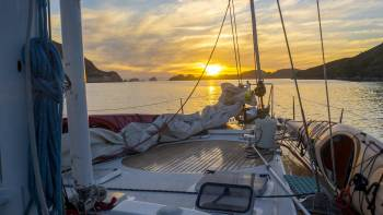 7-Day Port Davey Yacht Cruise