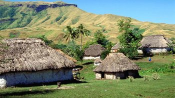 Full-Day Round the Island Viti Levu Tour