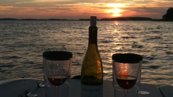 Private Romantic Sunset Cruise