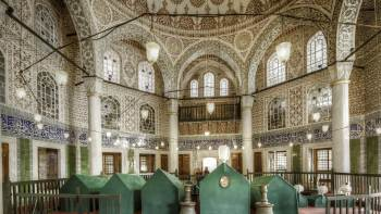 Ottoman Relics Tour to Topkapi Palace & Sultan Tombs