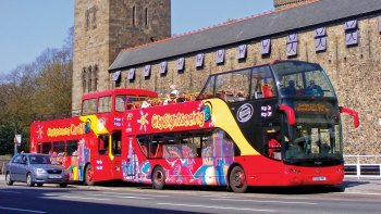 Cardiff Hop-On Hop-Off Bus Tour