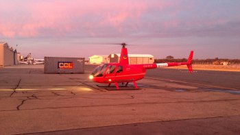 Private Perth Sunset Helicopter Flight