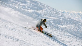 Downtown Salt Lake City: Ski Hire Package