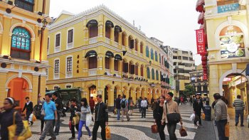 Full-Day Macau History & Casino Sightseeing Tour