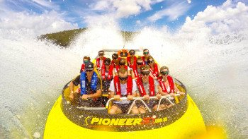 Pioneer Bay Jet Boat Adventure